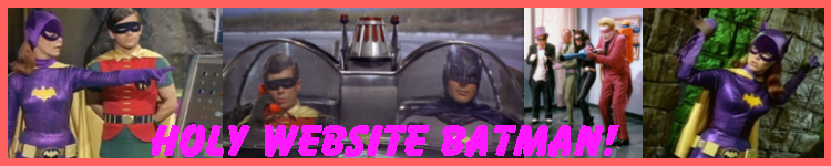 Batman 1966 sixties tv series